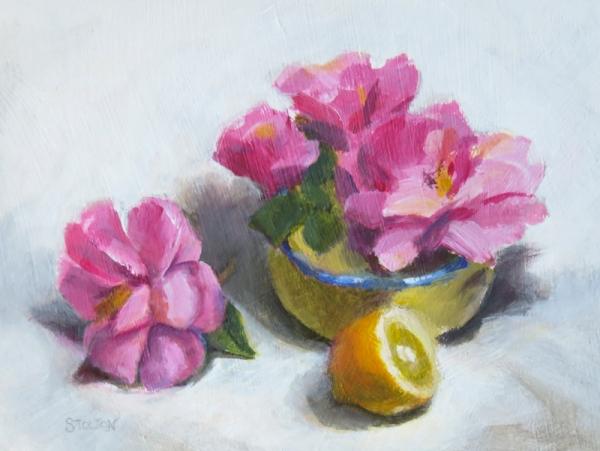 Camellia and Lemon.
