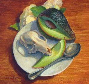 Possum and Avocado